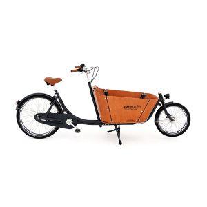Vélo biporteur – BABBOE CITY