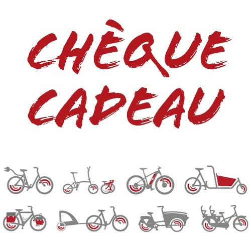 Chèque cadeau Vélo des Sables